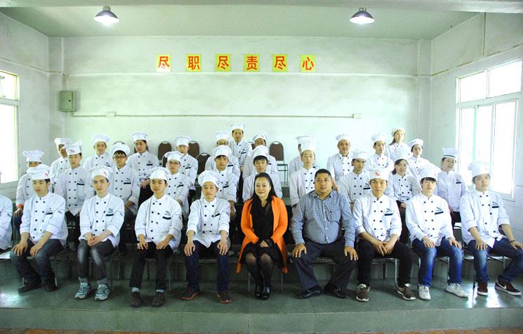 BOB体育平台官方居餐饮职业培训学校