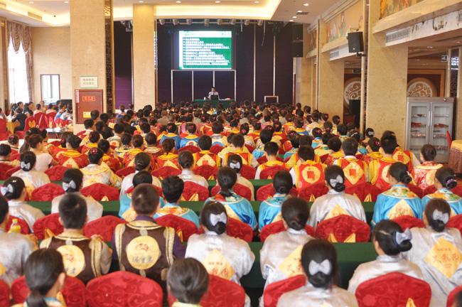 党政工团共同举办员工文化知识理论培训